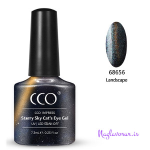 cat eye gel naglalakk